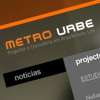 Corporate presentation of architecture studio METRO URBE